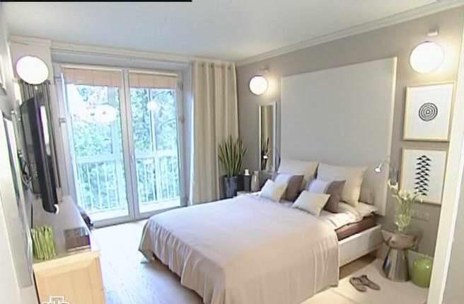 фото спальня квартирный вопрос