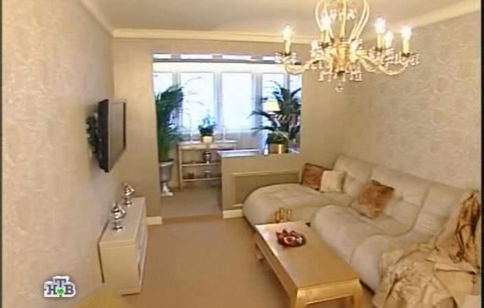 Программа квартирный вопрос совмещение спальни и балкона..