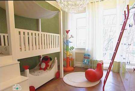 Мужской интерьер квартиры холостяка 122