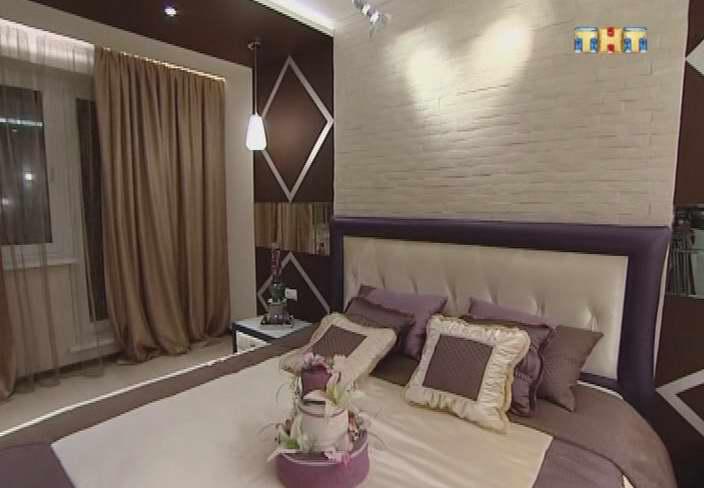 Школа ремонта фото интерьеров спальни