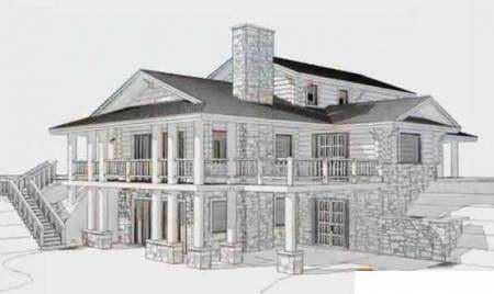 Особенности проектирования домов