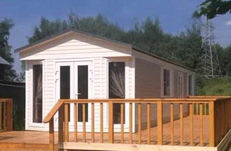 Передвижные дома, простота и легкость конструкции