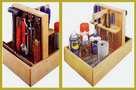 Ящик для инструментов, видео ремонт своими руками