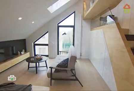 Дачный ответ (14-08-2016) Двухэтажная спальня с кабинетом