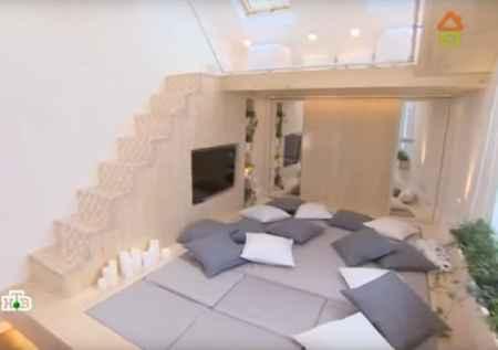 Дачный ответ (15-01-2017) Многоуровневая спальня для всей семьи