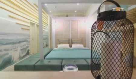 Школа ремонта (22.07.2017) Спальня с бунгало в морском стиле