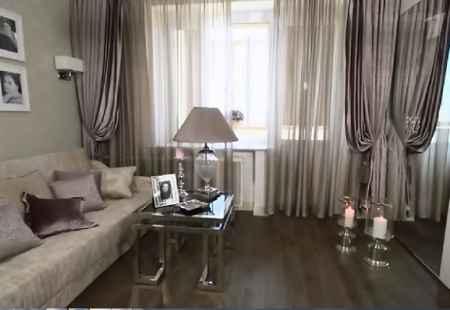 Идеальный ремонт (05-08-2017) Классический интерьер квартиры Людмилы Чурсиной