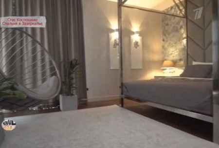 Идеальный ремонт (19-08-2017) Стас Костюшкин, спальня в зазеркалье